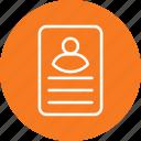 avatar, profile, banking