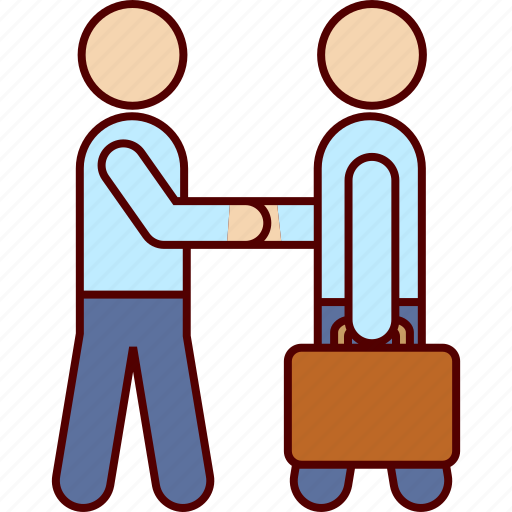 agreement, business, deal, hands, job, shaking icon
