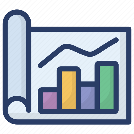 bar chart, business graph, business growth, business profit, profit analysis, statistics icon