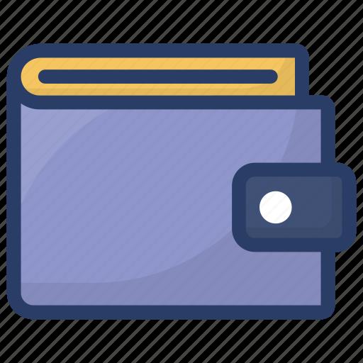 billfold wallet, card holder, pocketbook, purse, wallet icon