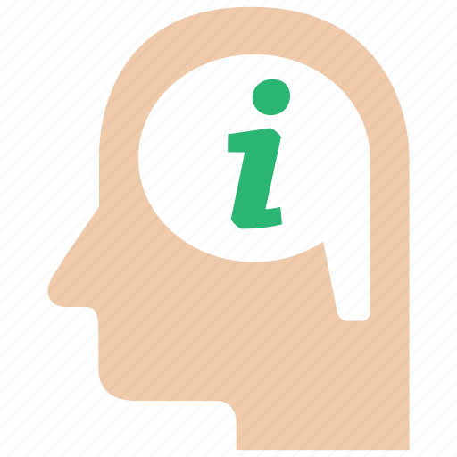 help, idea, info, information, support, think, thought icon