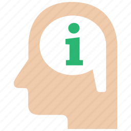 data, help, idea, info, information, support icon