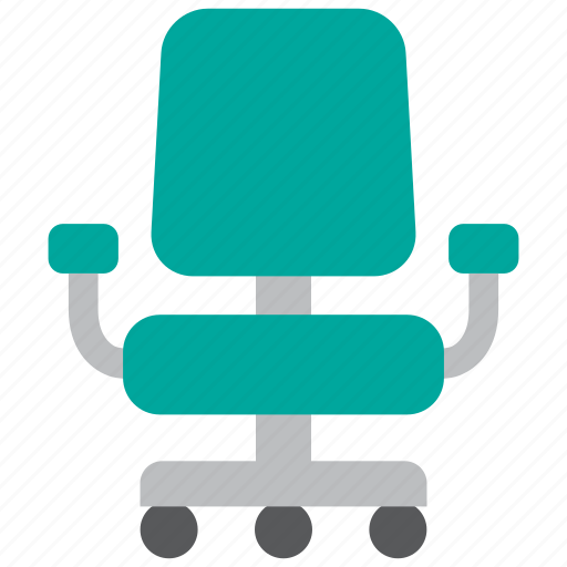business, chair, chairman, desk, furniture, office icon