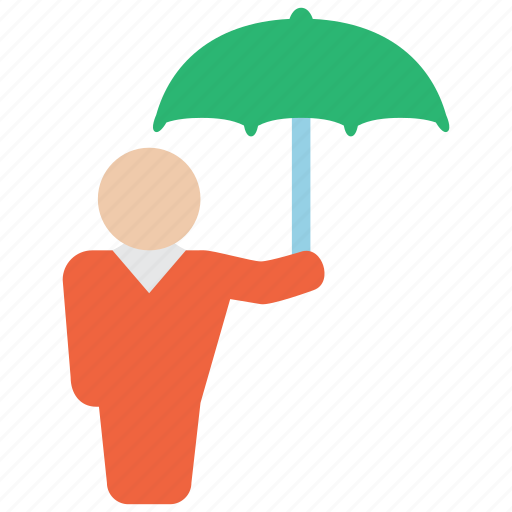 protection, protector, safety, umbrella icon