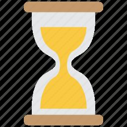 clock, sand icon