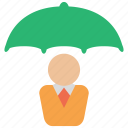 insurance, protection, safe, safety, umbrella icon