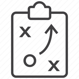 business, chart, chess, game, plan, strategy icon
