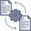 document, options, page, paper, preferences, settings, transfer
