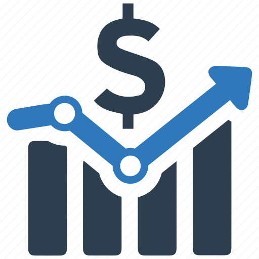 Analytics, growth, income, profit icon - Download on Iconfinder