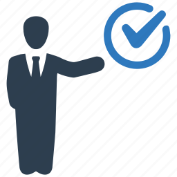 approved, business task, check mark, complete, done, success icon
