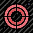 business, goals, target