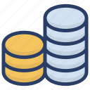 asset, capital, credit, finance, resource icon