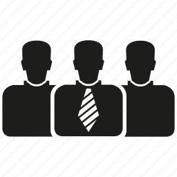 man, office, team, teamwork icon