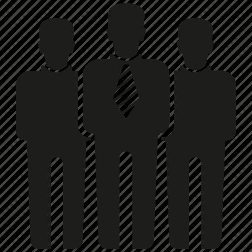 business, business man, leader, man, team, teamwork icon