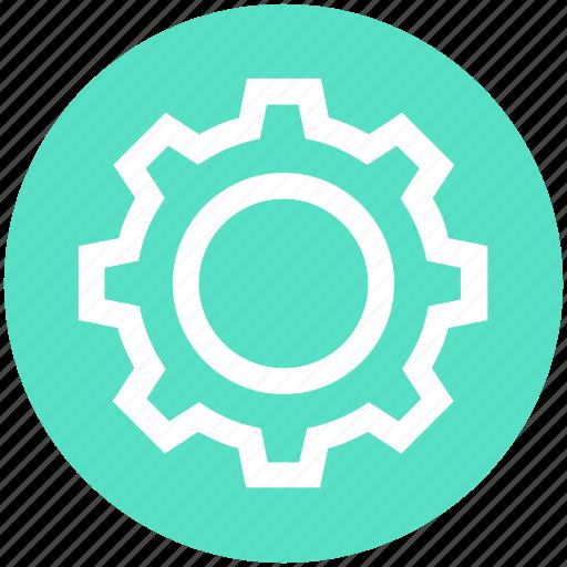 cog, engine, gear, management, options, settings, setup icon