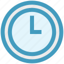 alarm, clock, time, time optimization, watch icon