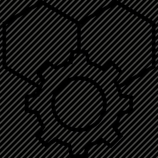 cogwheel, preferences, productivity, settings icon