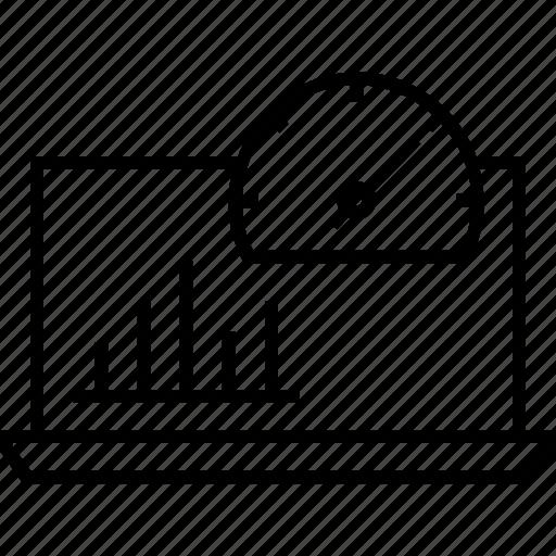 dashboard, data, performance, productivity, seo icon