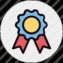achievement, award, badge, business, medal, winner