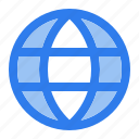 business, global, globe, internet, location, management, world icon