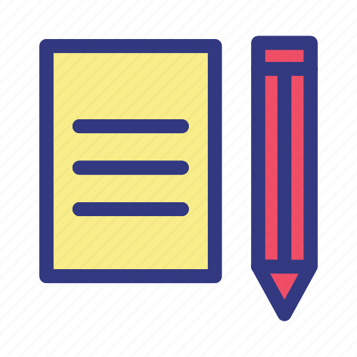 business, data, document, file, management icon