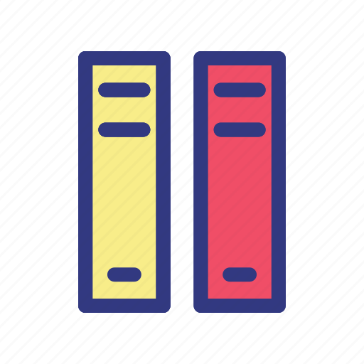 business, data, folder, growth, management icon