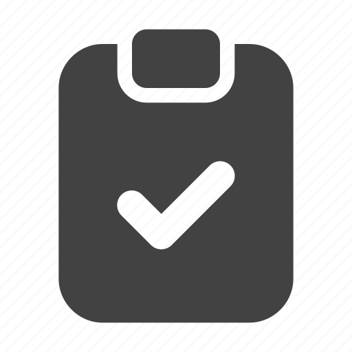 board, business, check, checklist, finance, list, management icon