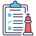 action plan, plan, strategic, strategy, tactics icon