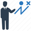 business plan, business solution, businessman, plan, planning, strategy icon