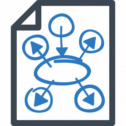 business plan, marketing plan, planning, strategy icon