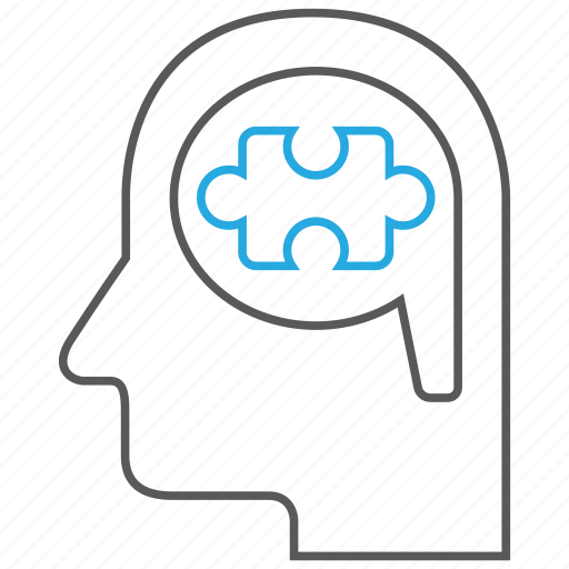 business, idea, puzzle, smart, solution icon