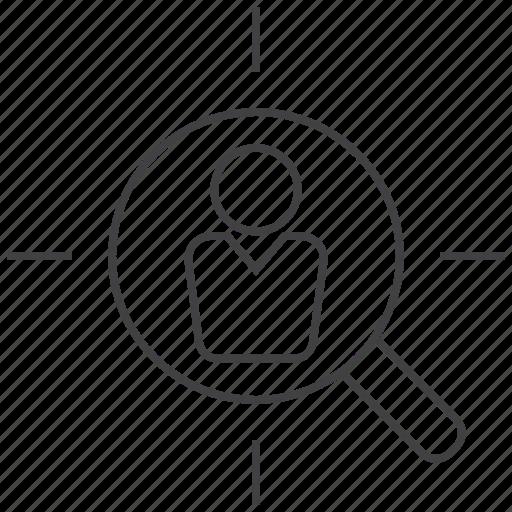 aim, bullseye, goal, market, marketing, niche, target icon
