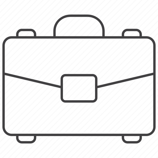 bag, briefcase, business, case, education, school, suitcase icon