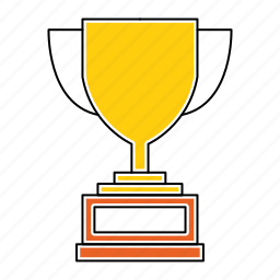 award, business, gold, solution, trophy, winner icon