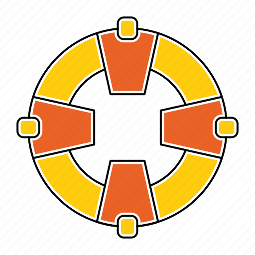 customer, goal, seo, service, sniper, target icon