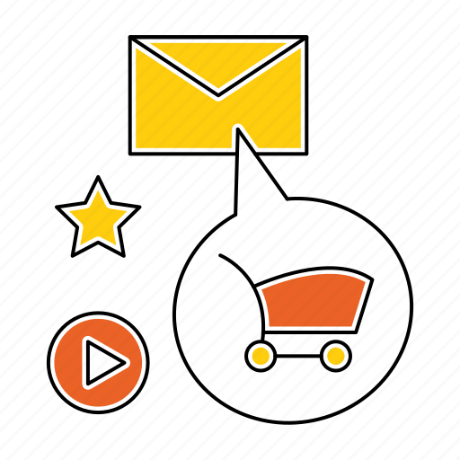 business, email, mail, marketing, message, seo icon