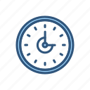 clock, management, schedule, time, timer icon