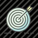 aim, business, dartboard, goal, online, target