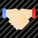 agreement, deal, handshake, partnership