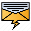 chat, communication, email, message icon