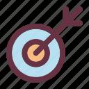 business, goal, management, target