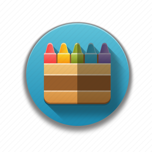 color scheme, colorful, colors, creative, creativeity, school, unique icon