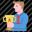 award, business, meeting, success, winner