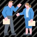business, businessman, businesswomen, contract, document, meeting, partner