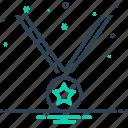 achivement, award, business, medal, reward icon