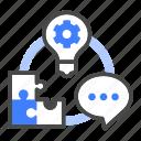 competencies, organization, skill, productivity, efficiency, cooperation, development