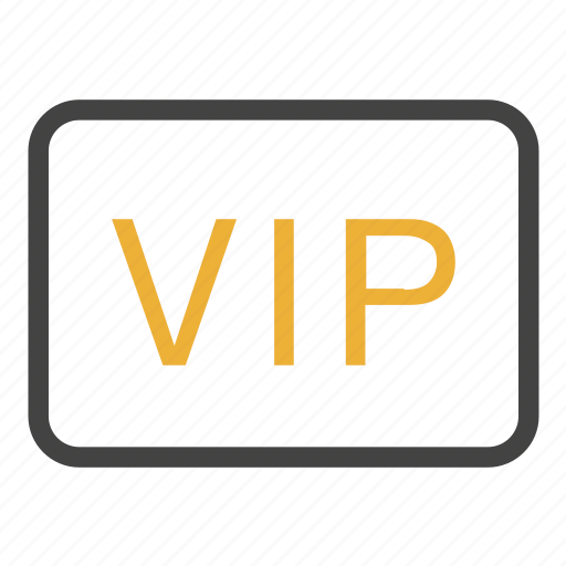 Card, member, vip, id, identity icon - Download on Iconfinder