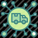channels, scheme, connection, circles, network