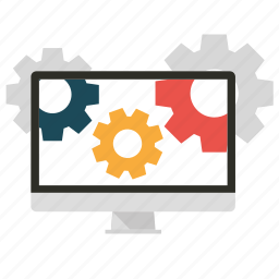 apple, automation, automatization, service, support, system, tool icon