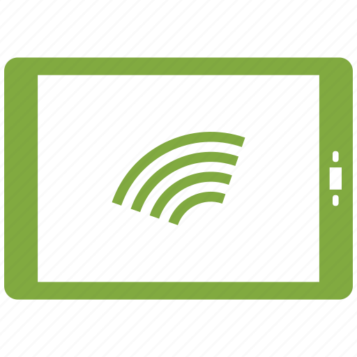 android, galaxy, mobile, nexus, tab, tablet, wifi icon